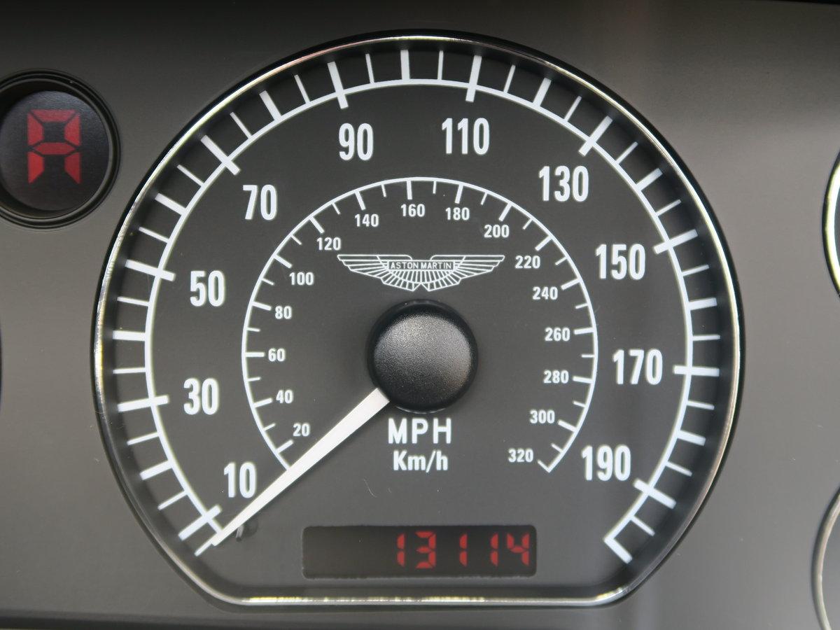2002 Aston Martin DB7 V12 Vantage Volante  For Sale (picture 5 of 6)