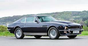 1979 ASTON MARTIN V8 SERIES 4 'OSCAR INDIA' SPORTS SALOON For Sale by Auction