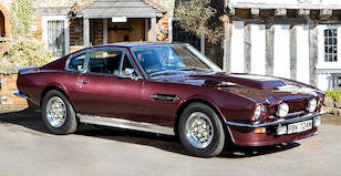 1974 ASTON MARTIN V8 SPORTS SALOON TO 'VANTAGE' SPECIFICATIO For Sale by Auction