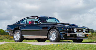 1979 ASTON MARTIN V8 VANTAGE SPORTS SALOON TO X-PACK SPECIFI For Sale by Auction