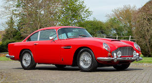 1963 ASTON MARTIN DB5 SPORTS SALOON For Sale by Auction