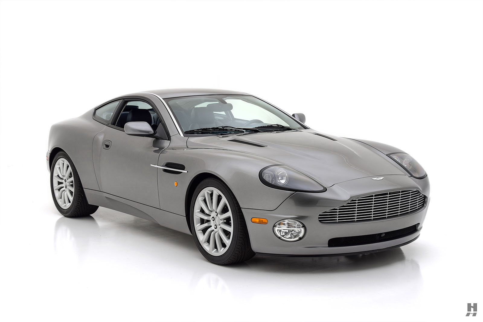 2002 ASTON MARTIN VANQUISH 6 SPEED MANUAL COUPE For Sale (picture 2 of 6)
