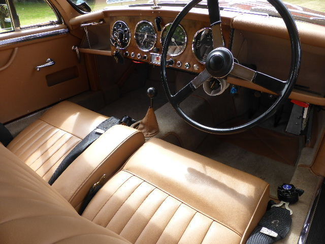1955 Aston Martin DB2/4 For Sale (picture 4 of 6)