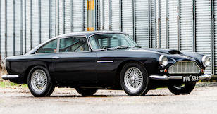 1961 ASTON MARTIN DB4 'SERIES III' SPORTS SALOON For Sale by Auction