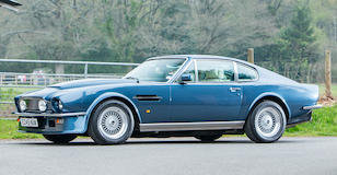 1987 ASTON MARTIN V8 VANTAGE X-PACK SPORTS SALOON For Sale by Auction