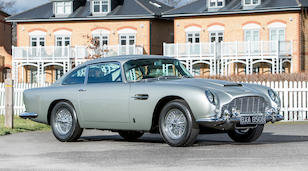 1964 ASTON MARTIN DB5 SPORTS SALOON For Sale by Auction