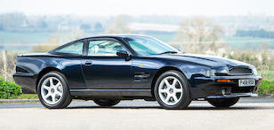 1996 ASTON MARTIN V8 COUPÉ For Sale by Auction