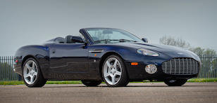 2004 ASTON MARTIN DB AR1 ROADSTER For Sale by Auction