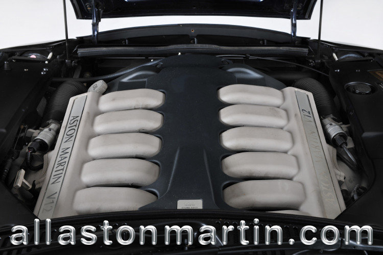 2002 Exceptional Aston Martin DB7 Vantage Volante Manual For Sale (picture 5 of 6)