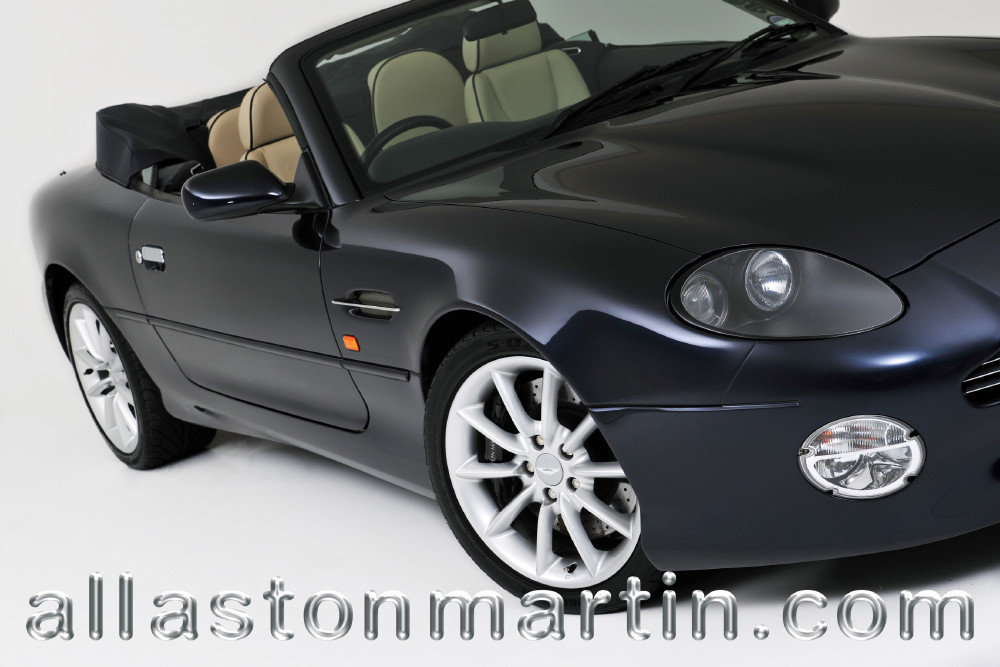 2002 Exceptional Aston Martin DB7 Vantage Volante Manual For Sale (picture 6 of 6)