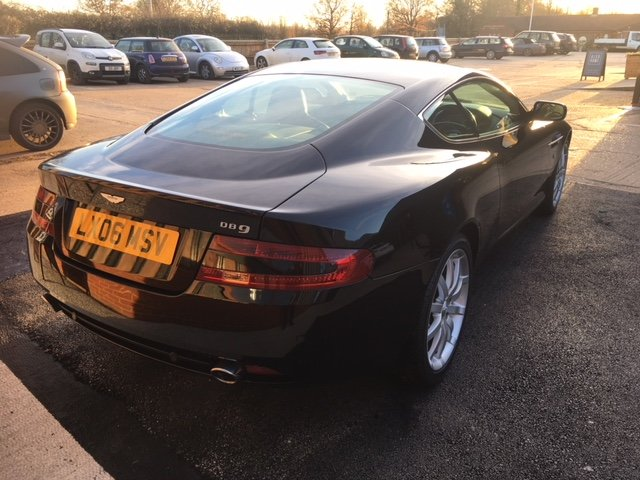 2006 Immaculate Aston Martin DB9. FSH, MOT April 2020 For Sale (picture 6 of 6)