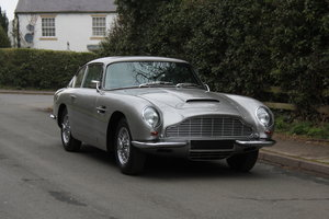 1966 Aston Martin DB6 MKI - UK Car, Matching No's & Colours