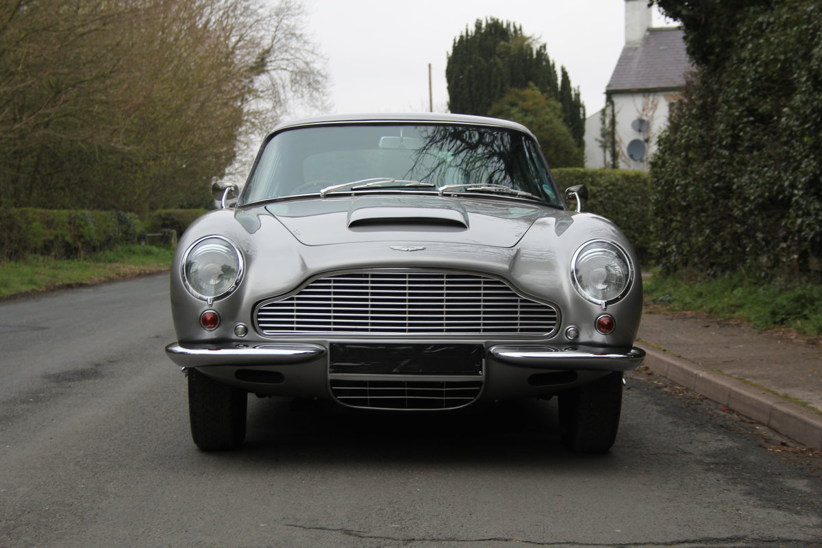 1966 Aston Martin DB6 MKI - UK Car, Matching No's & Colours  For Sale (picture 2 of 12)