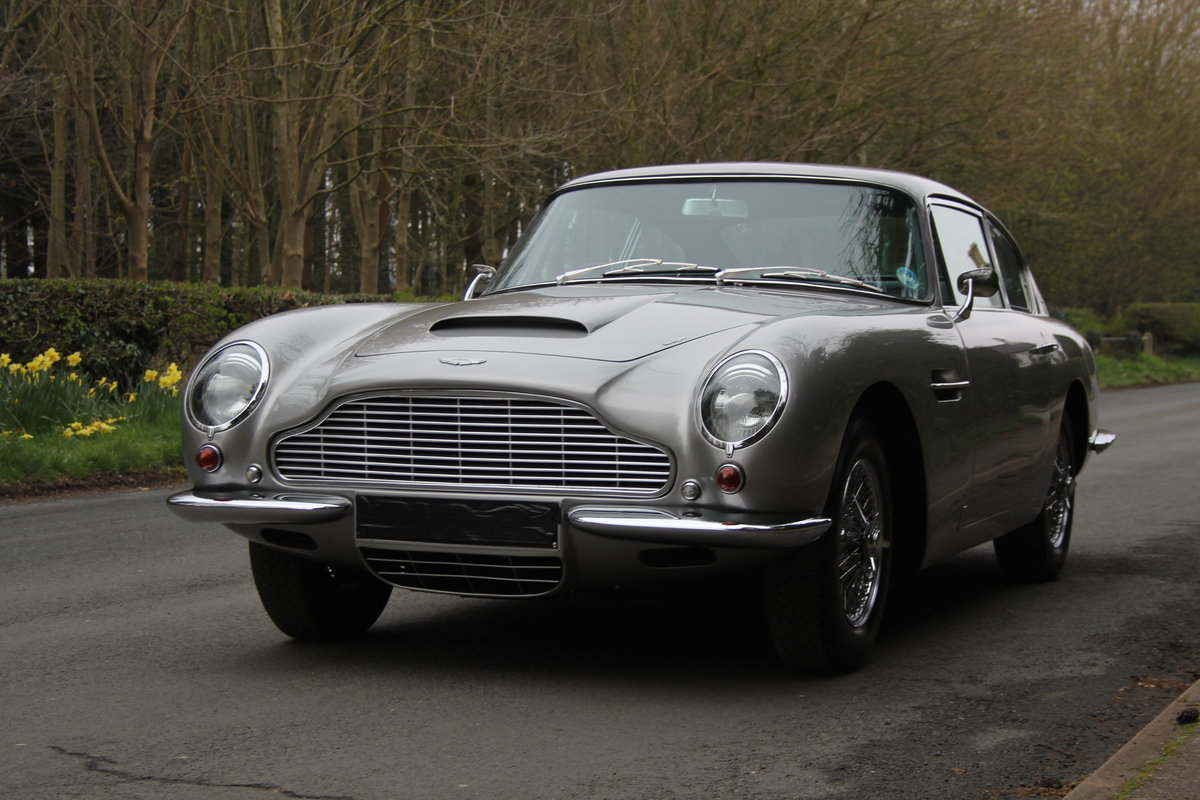 1966 Aston Martin DB6 MKI - UK Car, Matching No's & Colours  For Sale (picture 3 of 12)