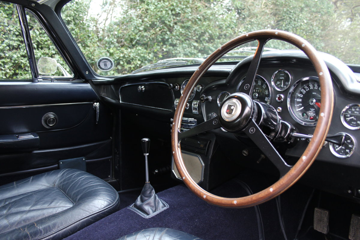 1966 Aston Martin DB6 MKI - UK Car, Matching No's & Colours  For Sale (picture 7 of 12)