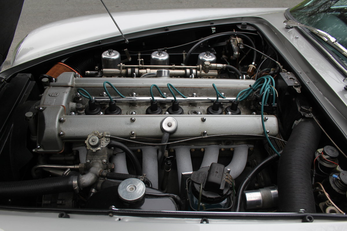 1966 Aston Martin DB6 MKI - UK Car, Matching No's & Colours  For Sale (picture 11 of 12)