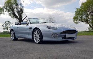 2003 Aston Martin DB7 Vantage Volante For Sale by Auction