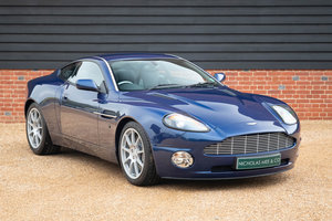 2004 Aston Martin Vanquish SDP For Sale