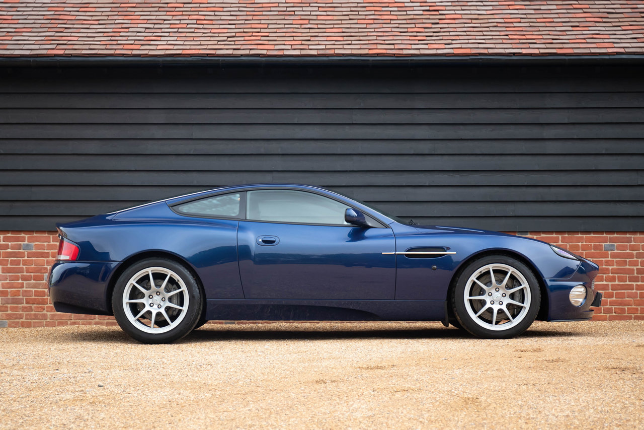 2004 Aston Martin Vanquish SDP For Sale (picture 2 of 6)