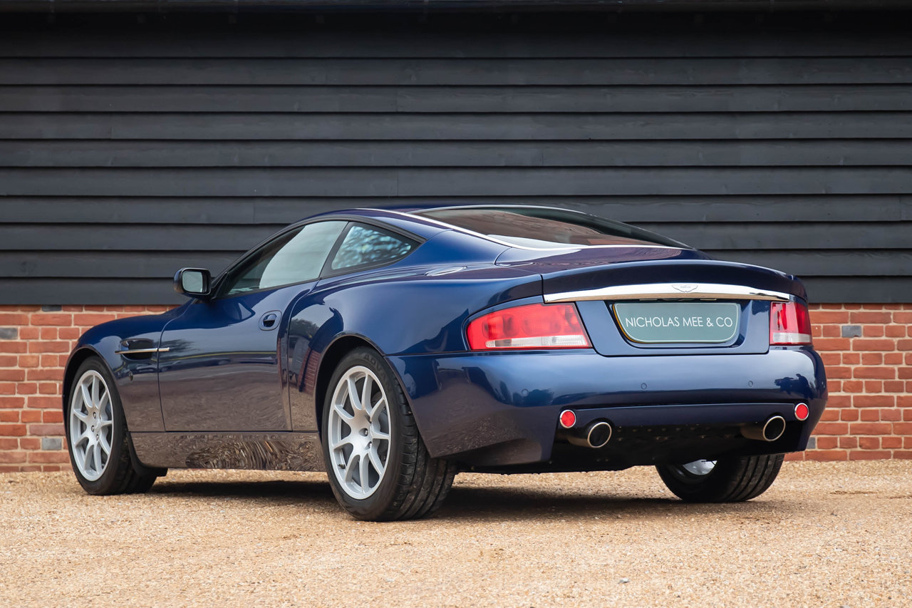 2004 Aston Martin Vanquish SDP For Sale (picture 3 of 6)