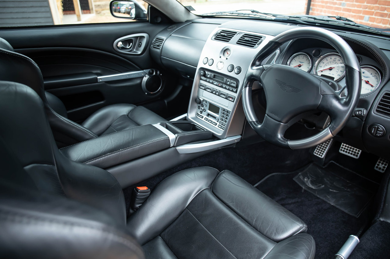 2004 Aston Martin Vanquish SDP For Sale (picture 4 of 6)