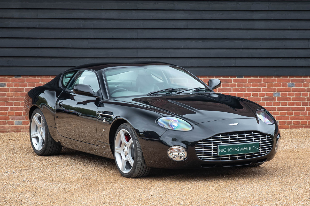 2004 Aston Martin DB7 Zagato - 82 of 99 For Sale (picture 1 of 6)