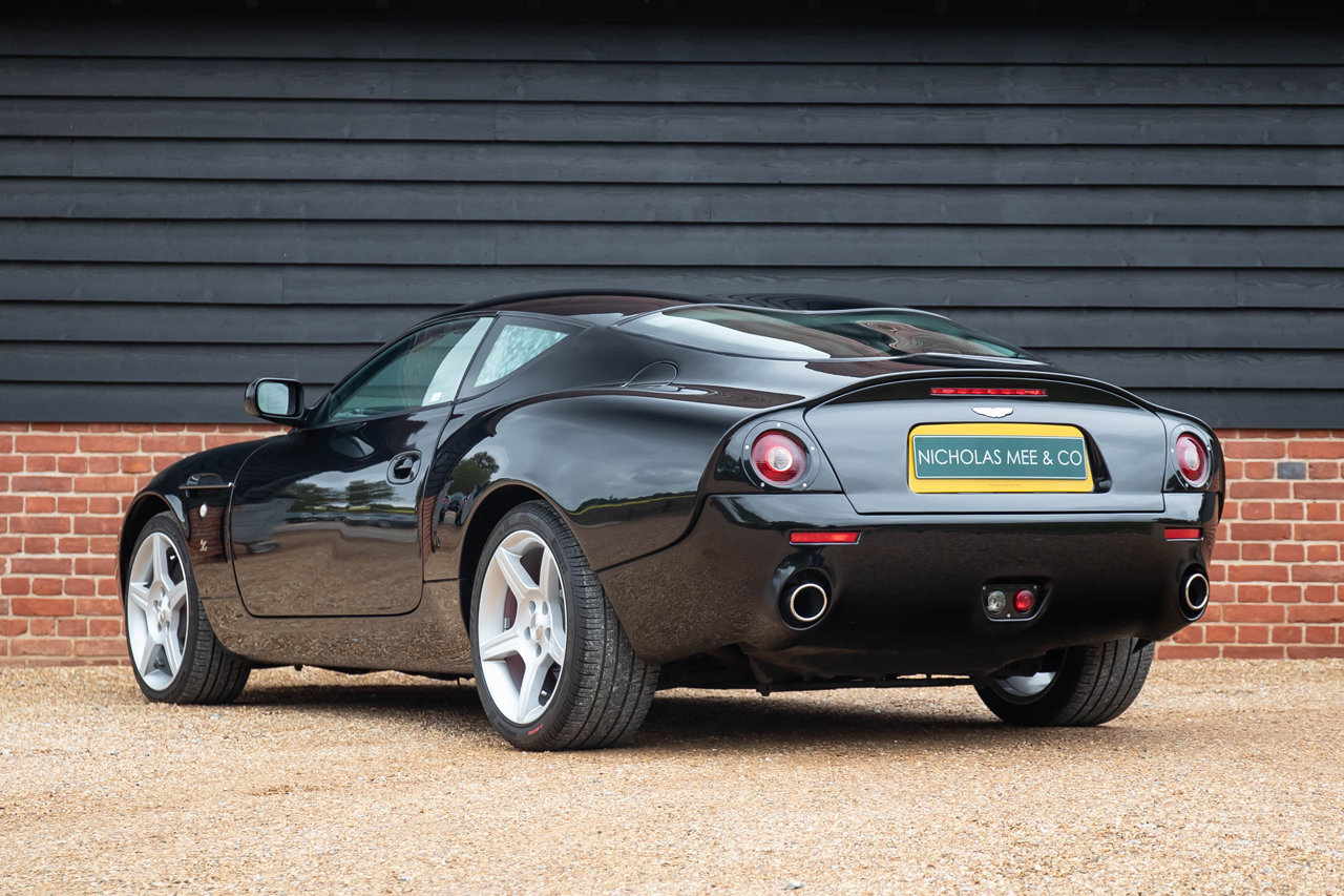 2004 Aston Martin DB7 Zagato - 82 of 99 For Sale (picture 3 of 6)