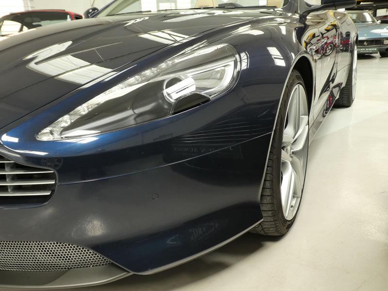 2015 Aston Martin DB9 Volante  SOLD (picture 3 of 6)