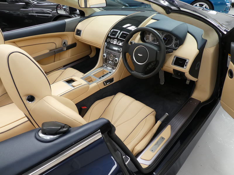 2015 Aston Martin DB9 Volante  SOLD (picture 5 of 6)