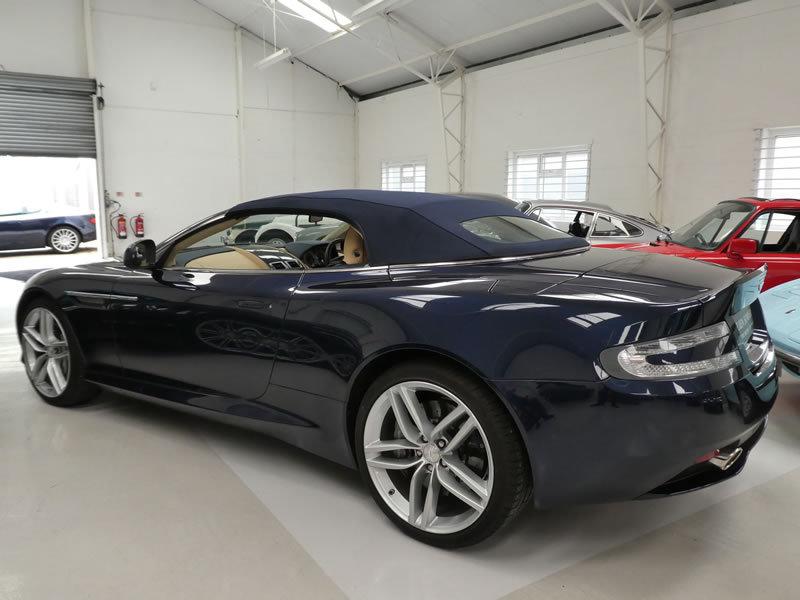2015 Aston Martin DB9 Volante  SOLD (picture 6 of 6)