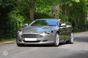 2005 Aston Martin DB9 V12 Coupe For Sale