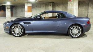 2007 DB9 Volante Convertible = Blue(~)Tan LHD  $59.9k For Sale