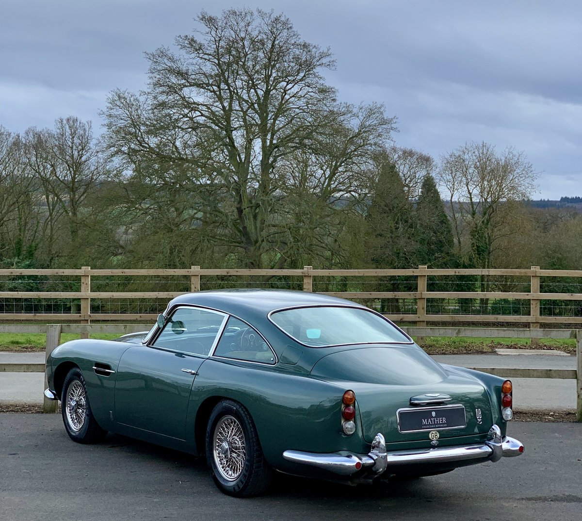 1964 Aston Martin DB5 Coupe  For Sale (picture 4 of 6)