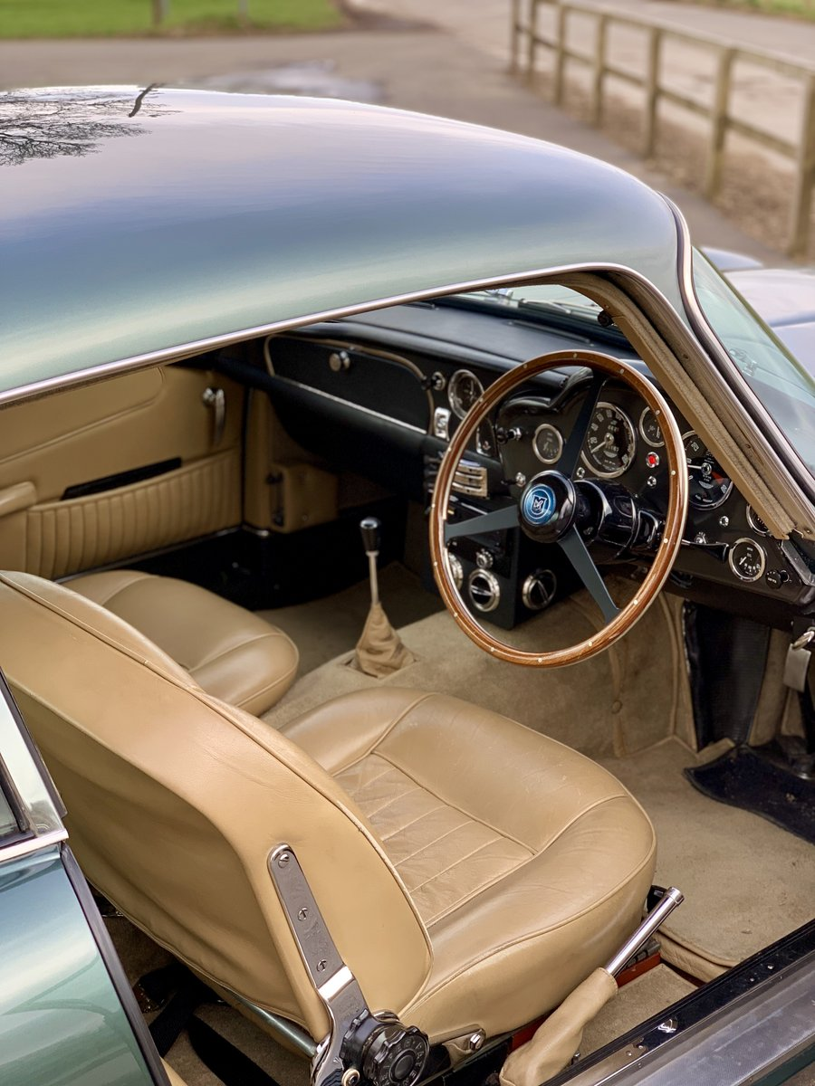 1964 Aston Martin DB5 Coupe  For Sale (picture 5 of 6)