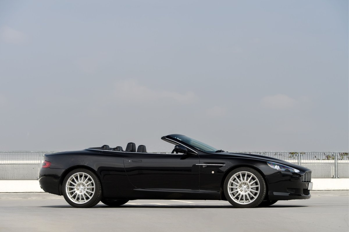 2006 Aston Martin DB9 Volante For Sale (picture 1 of 12)