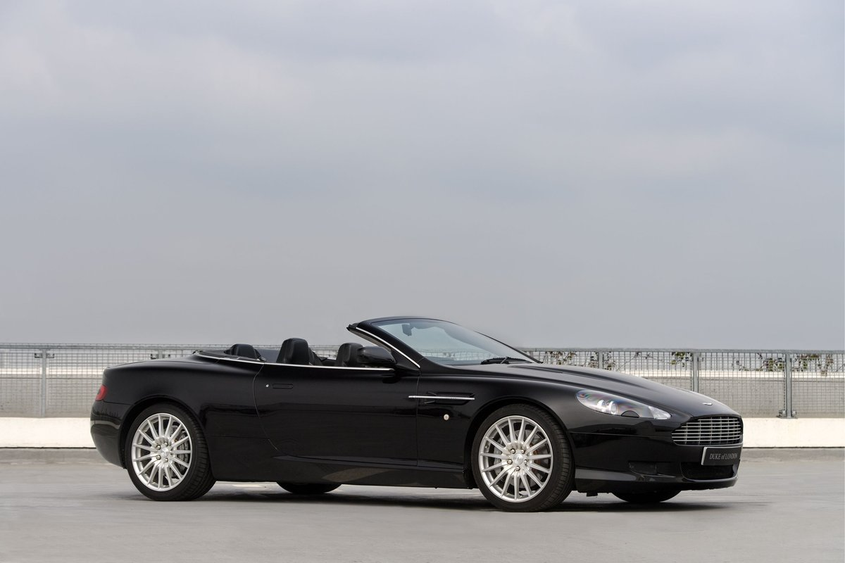 2006 Aston Martin DB9 Volante For Sale (picture 2 of 12)