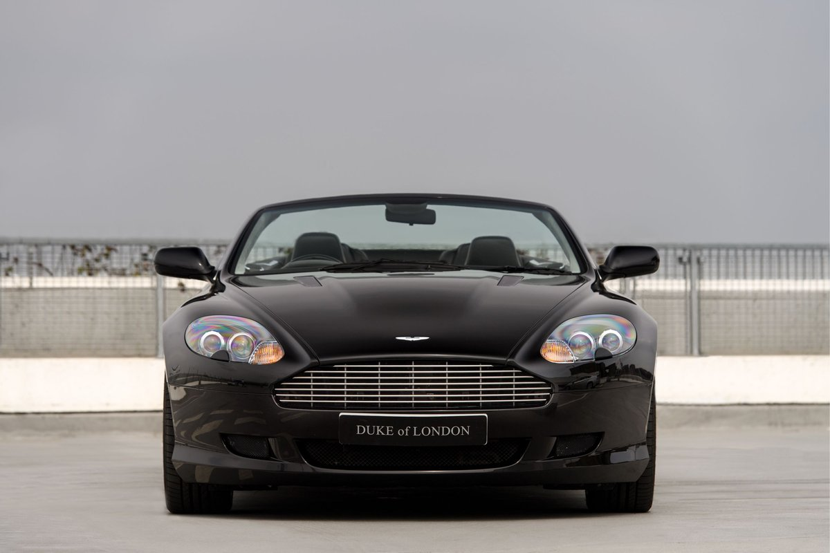 2006 Aston Martin DB9 Volante For Sale (picture 3 of 12)