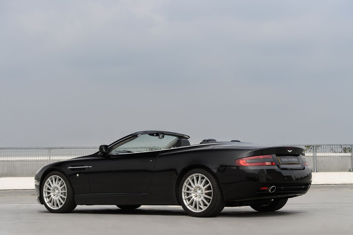 2006 Aston Martin DB9 Volante For Sale (picture 5 of 12)