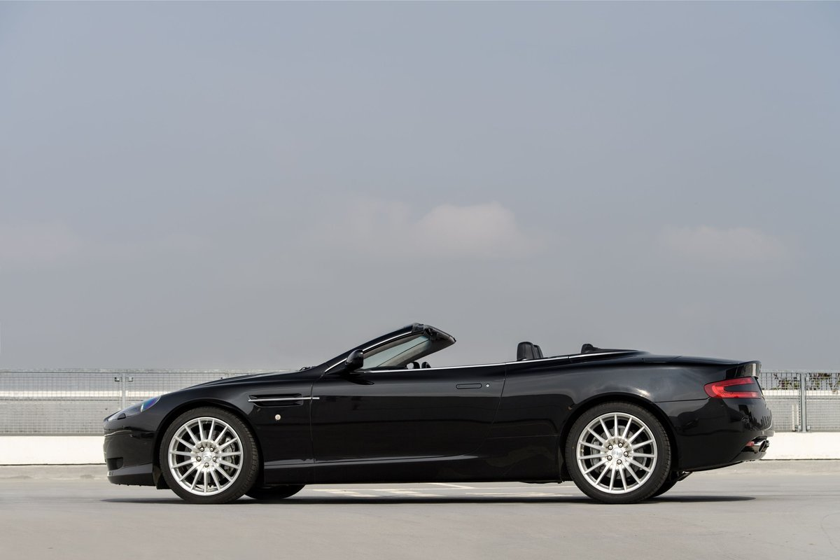 2006 Aston Martin DB9 Volante For Sale (picture 6 of 12)