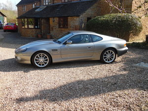 2003 Aston Martin DB7 Vantage coupe For Sale