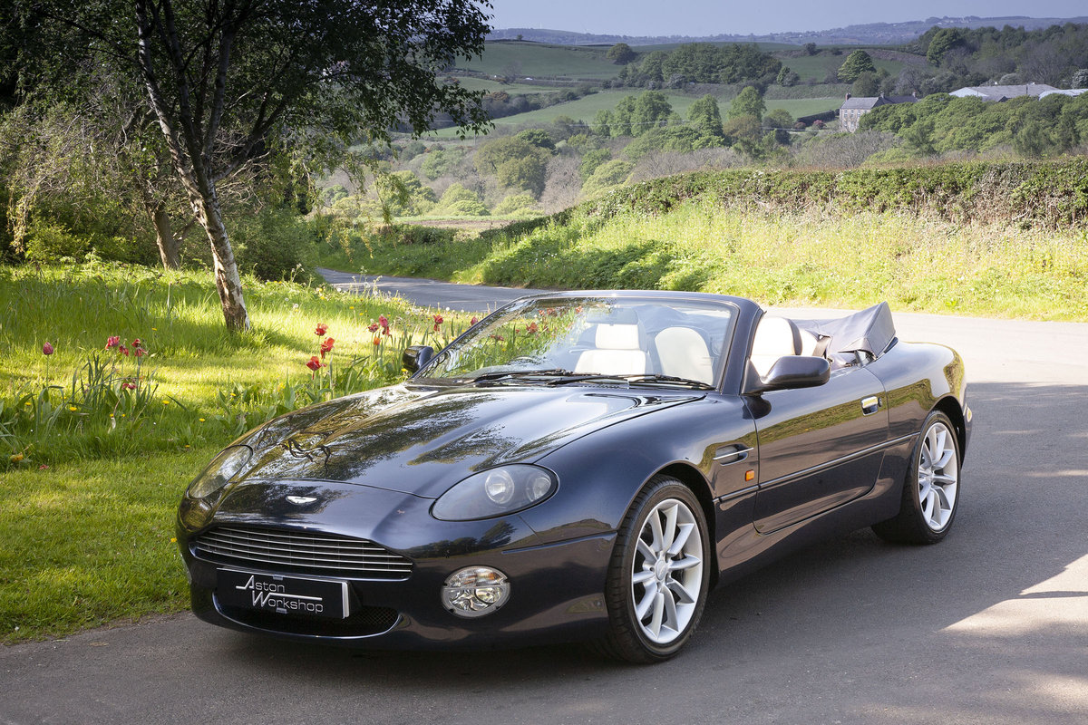 2000 DB7 VANTAGE VOLANTE  SOLD (picture 1 of 6)