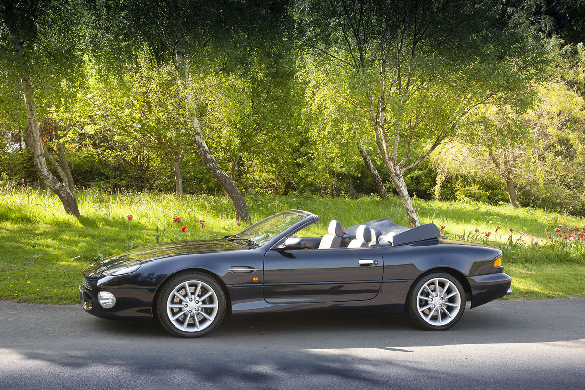 2000 DB7 VANTAGE VOLANTE  SOLD (picture 5 of 6)