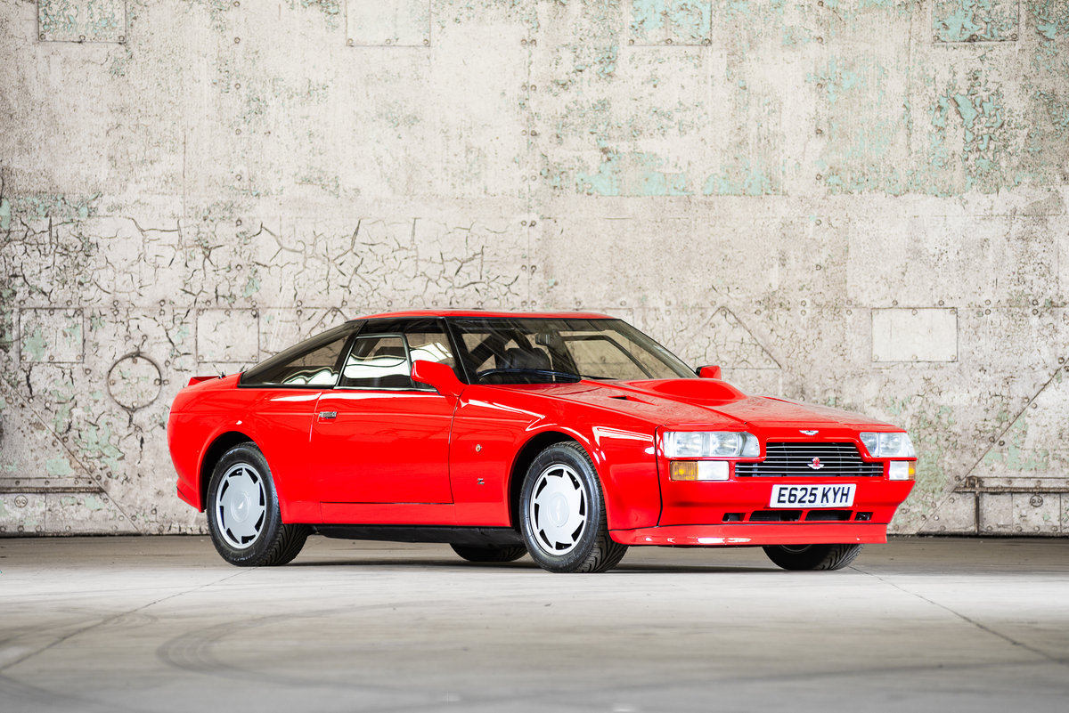1986 Aston Martin V8 Zagato For Sale (picture 1 of 6)