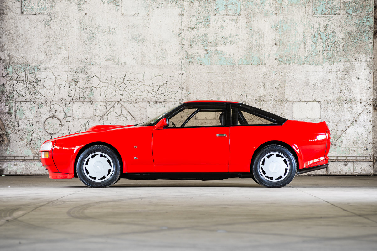 1986 Aston Martin V8 Zagato For Sale (picture 2 of 6)