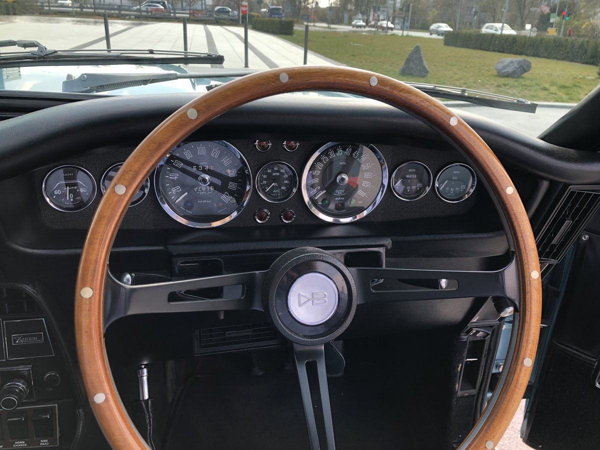 1972 Aston Martin DBS V8 Manual For Sale (picture 4 of 6)
