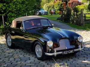 1955 Aston Martin DB 2/4 MKII Drop Head Coupé - Factory Prototype