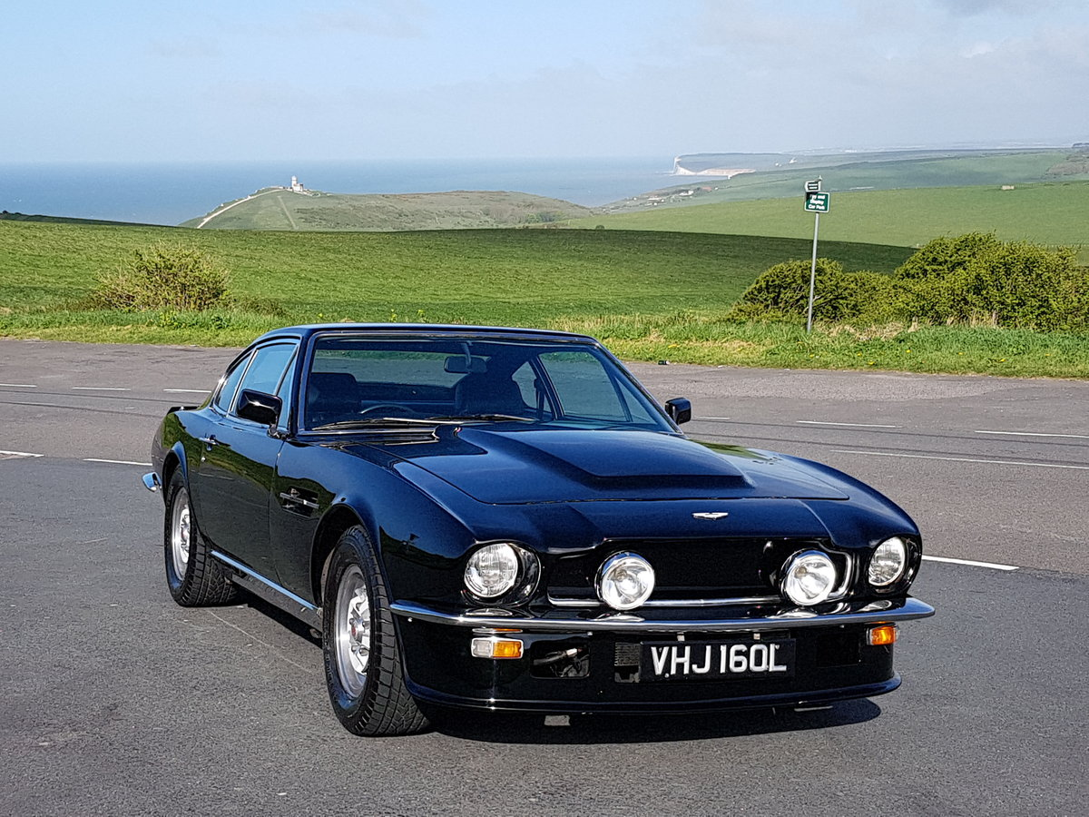 1972 Aston Martin V8 Series II For Sale (picture 2 of 6)