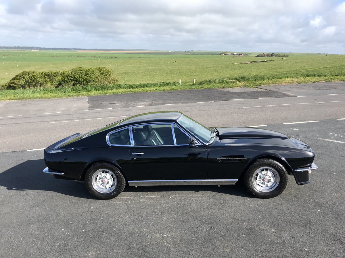 1972 Aston Martin V8 Series II For Sale (picture 3 of 6)