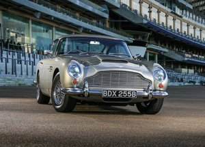 1964 Aston Martin DB5 SOLD