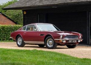 1973 Aston Martin Vantage For Sale